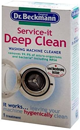 2x Limpiador profundo Dr. Beckmann Service-it para lavado a máquina de 250gr