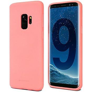 Amazon.com: Galaxy S9 Case, [Thin Slim] GOOSPERY [Flexible ...
