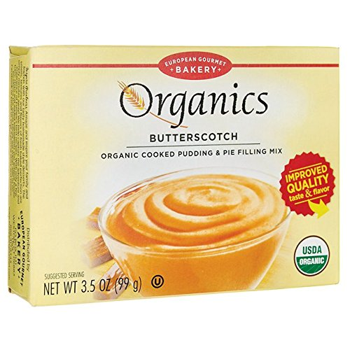 Dr. Oetker: Organics Butterscotch Cooked Pudding & Pie Filling Mix (1 X 3.5 Oz)
