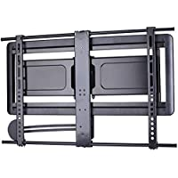 Sanus VLF410B1 10-Inch Super Slim Full-Motion Mount for 37 - 84 Inches TVs, Black