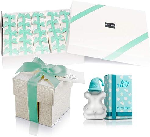 Pack 25 mini perfumes para bebé como detalles de boda o bautizo ...