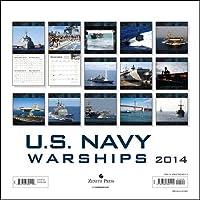 Navy Warships 2014 Calendar U.S
