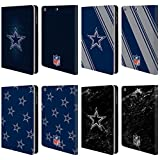 Official NFL 2017/18 Dallas Cowboys Logo Leather Book Wallet Case Cover For Apple iPad mini 1/2/3