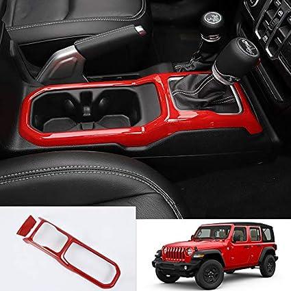 Amazon.com: ABS Auto Accesorios Interior Panel de Engranaje ...