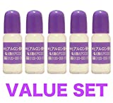 Hyaluronic Acid Essence 10ml taiyou-no-aloe Japan Import (Set of 5) For Sale