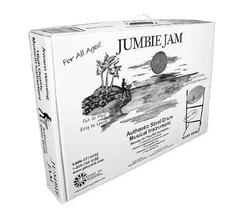Jumbie Jam Steel Drum Musical Instrument, Steel Finish by Panyard (Image #3)