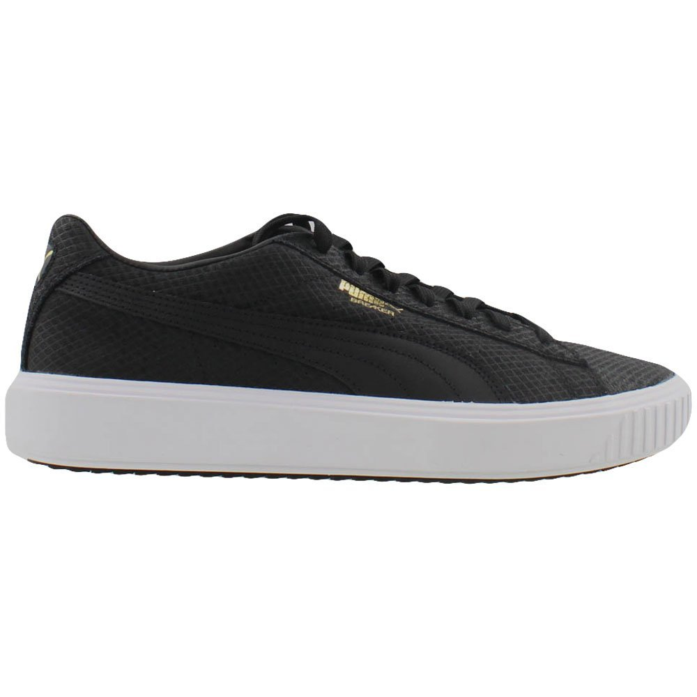 PUMA Mens Breaker Suede Puma Black