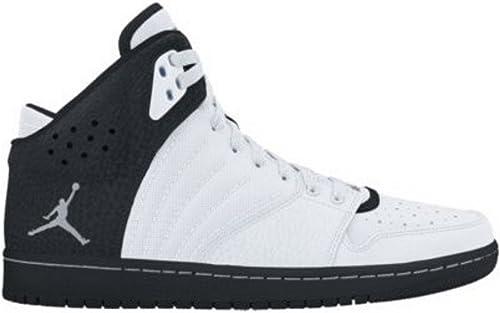 Sneaker High Schuhe Damen Nike 1 Flight 3 Weiss 1 Flight 3