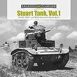 Stuart Tank, Vol. 1: The M3, M3A1, and M3A3