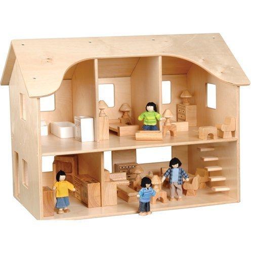 Classroom Baltic Birch Doll House