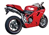 Ducati 848 1098 1198 Remus Titanium Exhaust Slip On (We do not sell or ship to California buyers due to CARB regulation)