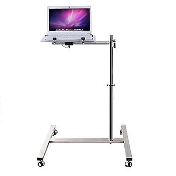 Bases de portátiles DD Mesa para Laptop, Soporte para Proyector Ajustable para Laptop - Podio