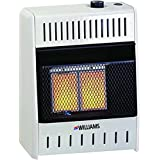 Williams Vent-Free Room Heater Blue Flame #2096513