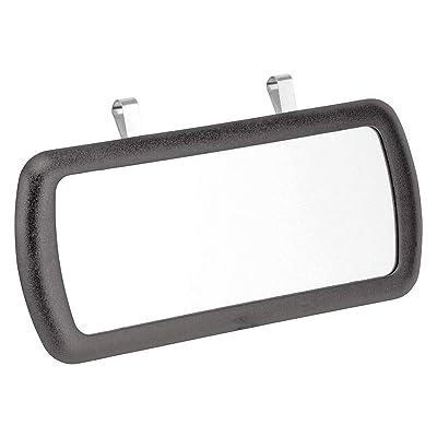 Bell Automotive Black Visor Vanity Mirror: Automotive