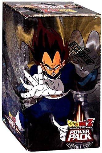 Dragon Ball Z Capsule Corp. Power Pack [Vegeta Box] by Dragon Ball Z: Amazon.es: Juguetes y juegos