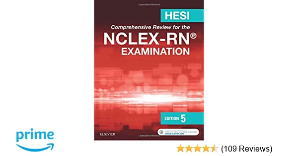 Hesi comprehensive review for the nclex rn examination hesi comprehensive review for the nclex rn examination 9780323394628 medicine health science books amazon fandeluxe Images