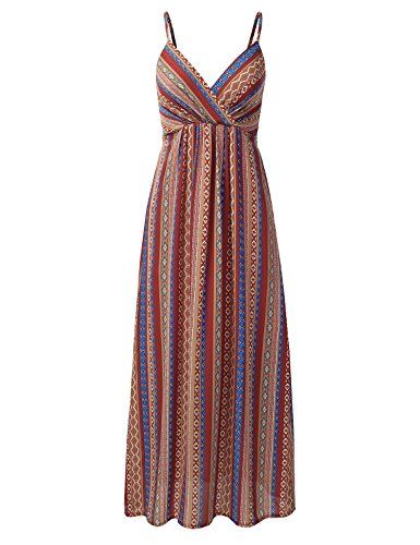Buy chevron wrap dress - 4