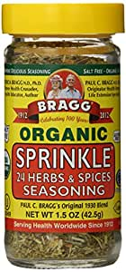 Bragg Sprinkle Herb and Spice Seasoning, 1.5 oz