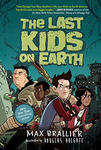 The Last Kids on Earth - Series Science Graphic