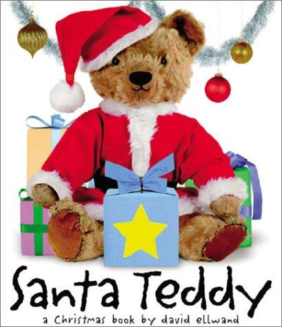 Santa Teddy (Handprint Santa)