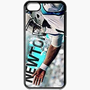 Personalized Case For Samsung Note 4 Cover Cell phone Skin 14275 cam newton nfl week 2 by hawkeyesart d5fdtm0 Black