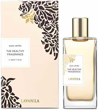 Lavanila Pure Vanilla The Healthy Fragrance. Clean and Natural Pure Vanilla Perfume for Women (1.7 oz)