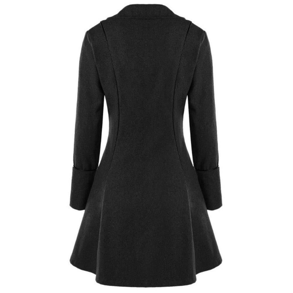 Cuekondy Women's Gothic Tailcoat Steampunk Victorian Tuxedo Uniform Halloween Costume Coat Lace Corset Victorian Jacket