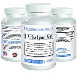 R-Alpha Lipoic Acid 300MG OF PURE R-LIPOIC ACID 90 count MAX STRENGTH Discount