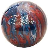 Brunswick TZone Patriot Blaze Bowling Ball (15-Pounds)