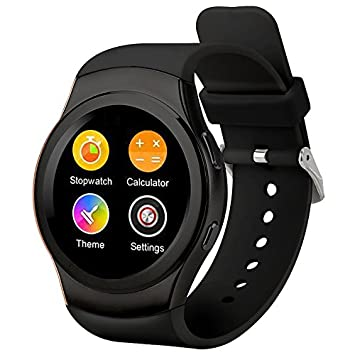 Lemumu Bluetooth Smart Watch MTK2502c pantalla IPS tarjeta ...