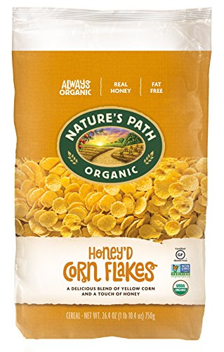Natures Path Organic Gluten Free Cereal product image