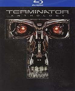 Terminator Anthology [Blu-ray] [Import]