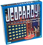 Jeopardy. All the Challenge & Fun of the TV Game Show!