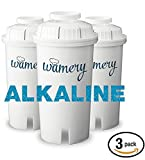 Best Brita Refrigerator Water Filters - Alkaline Water Filter Replacement 3-Pack. Fits Wamery Review