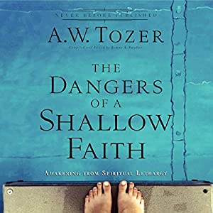 The Dangers of a Shallow Faith Audiobook