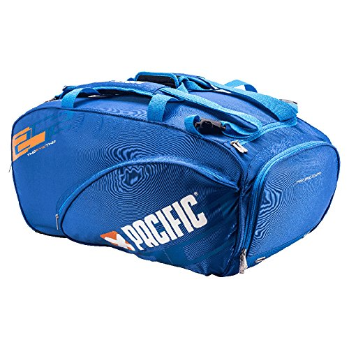 Pacific-252 Travel/Pro Duffle Tennis Bag XL Electric Blue-(4015365161453) by Pacific