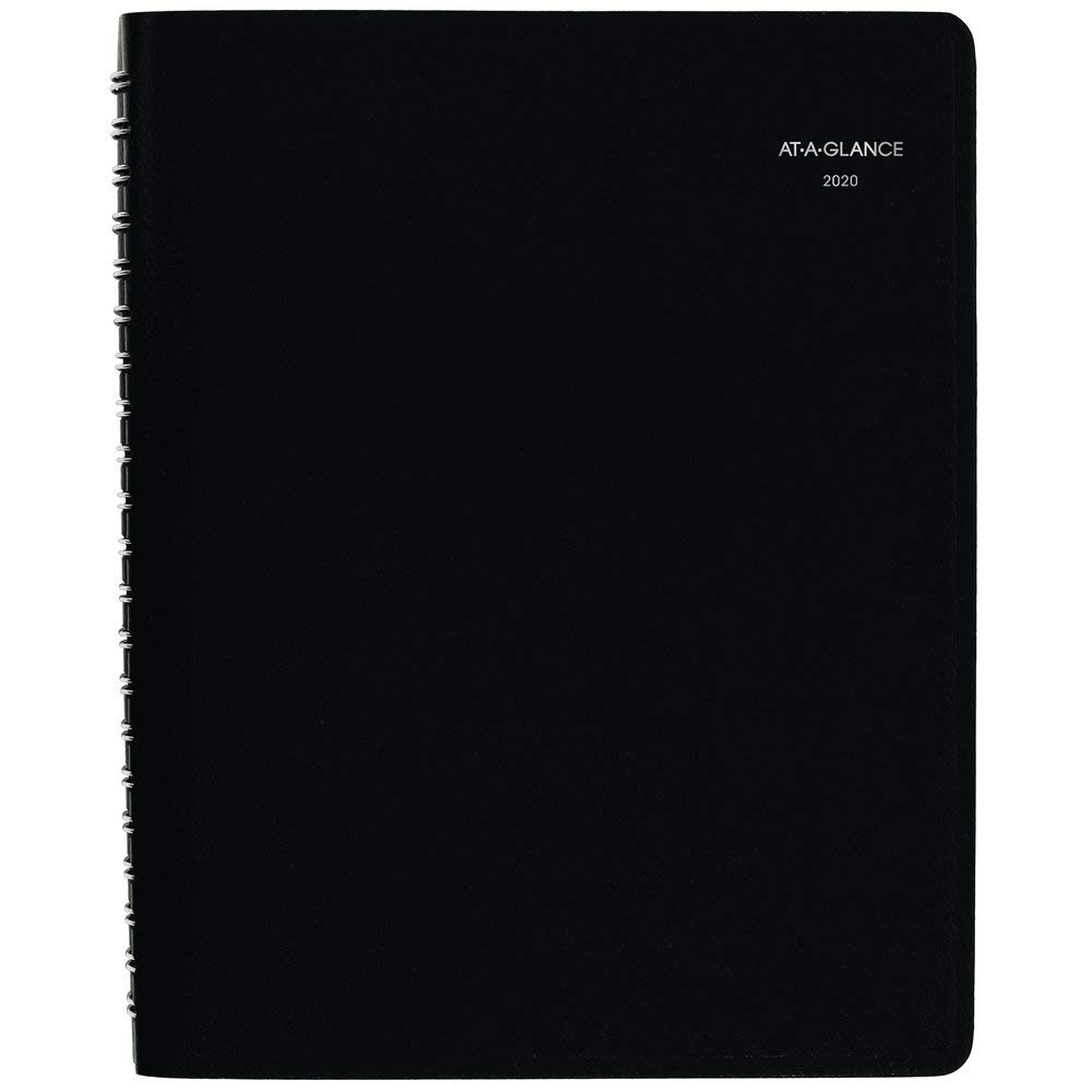 AT-A-GLANCE 2020 Daily Appointment Book, DayMinder, 8