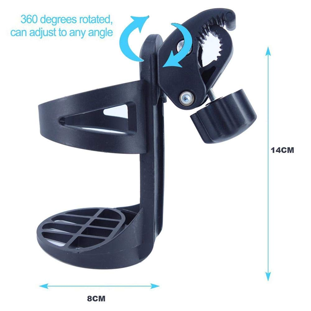 Bottle Cup Holder for Babyzen YOYO Stroller and Most of Strollers Bikes