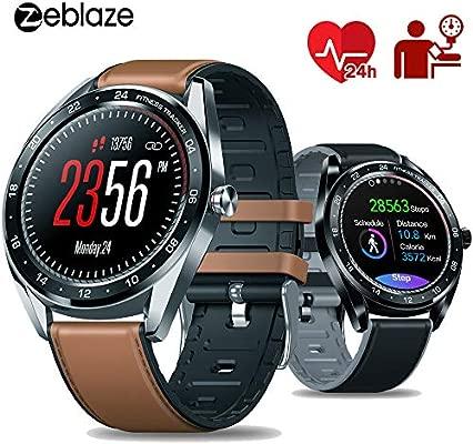 Zeblaze Neo Smartwatch IP67 Reloj Deportivo a Prueba de Agua Monitor de Ritmo cardíaco Monitor de presión Arterial Podómetro Actividad Inteligente ...