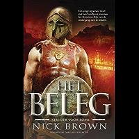 Het beleg (Strijder voor Rome Book 1)