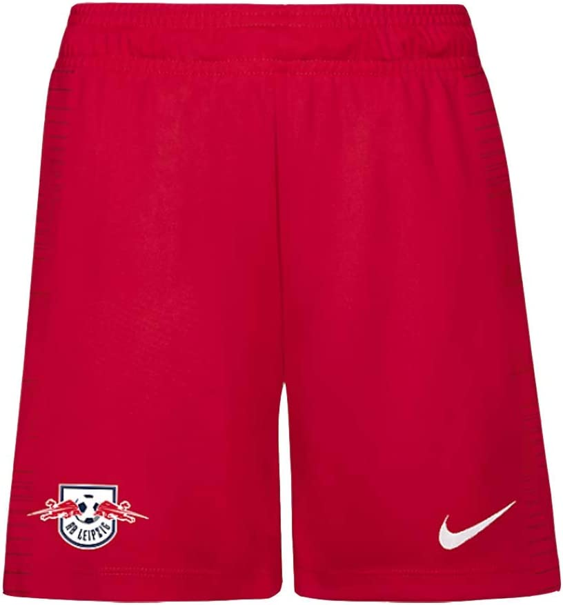 Nike 2020-2021 Red Bull Leipzig Home Shorts (Red)