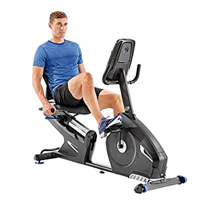 Nautilus R616 Recumbent Bike by Nautilus, Inc.