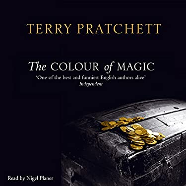 listen to the colour of magic audiobook audiblecom - The Color Of Magic Book
