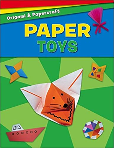 Paper Toys Origami Papercraft Jennifer Sanderson Jessica Moon