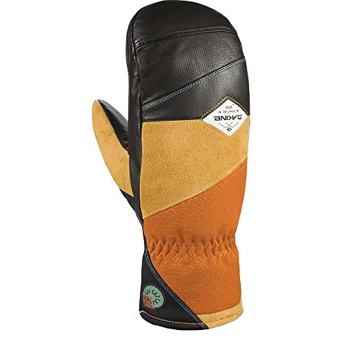 Dakine Men's Team Baron Mitt Gloves, Elias Elhardt, M (Gore Stretch Mittens)