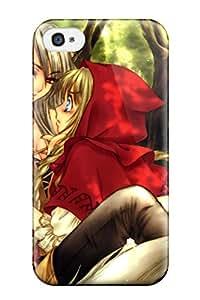 Hot amaha miu animal animal Anime Pop Culture Hard Plastic iPhone 4/4s cases