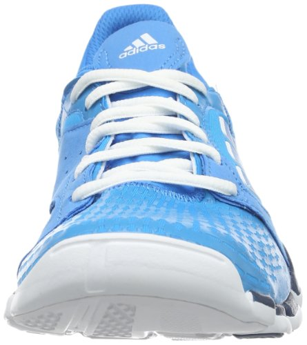 adidas Adipure Trainer 360 - Zapatillas de fitness Mujer Turquesa (Türkis (Solar Blue2 S14/Running White Ftw/Tribe Blue S14))