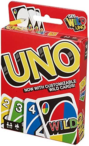 UNO, juego de cartas (42003) - [versión inglesa]: Amazon.es ...