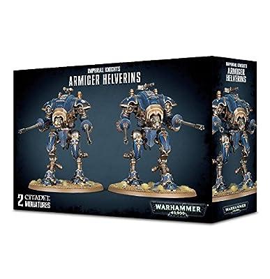 Imperial Knights Armiger Helverins Warhammer 40,000 from Games Workshop