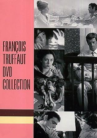 François Truffaut Collection - 7-DVD Box Set L\'histoire d\'Adèle H ...